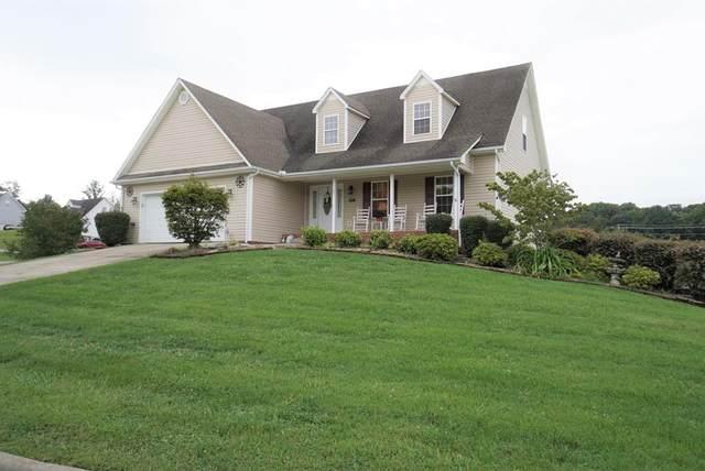 891 Hemlock Circle, Morristown, TN 37814 (#244829) :: Colonial Real Estate