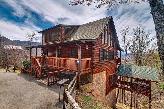 2722 Dogwood Ridge Way, Sevierville, TN 37862 (#244833) :: Colonial Real Estate