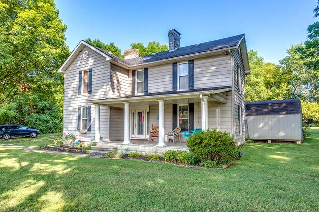 3144 W Old Aj Hwy, Strawberry Plains, TN 37871 (#244834) :: The Terrell-Drager Team