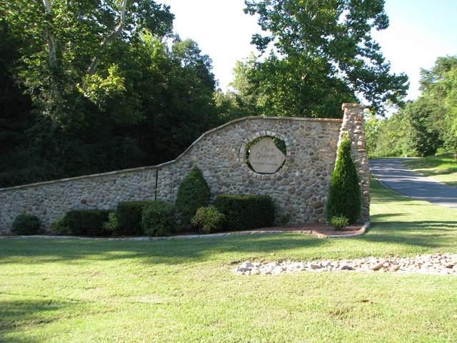 Lot 11 Cove Springs Dr., Dandridge, TN 37725 (#244837) :: Prime Mountain Properties