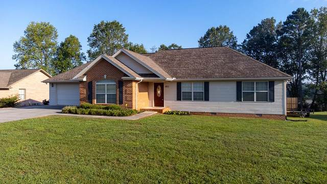 853 Lakewood Drive, Jefferson City, TN 37760 (#244910) :: The Terrell-Drager Team