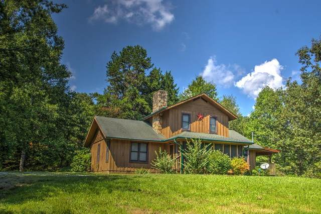 2239 Upper Middle Creek, Sevierville, TN 37876 (#244954) :: The Terrell-Drager Team