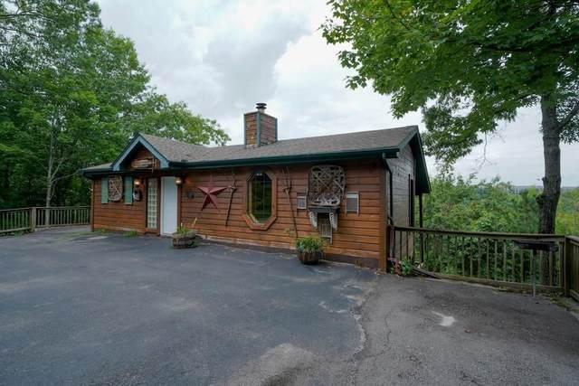 2226 St. Moritz Ct. Tippy Top Cabin, Gatlinburg, TN 37738 (#244986) :: The Terrell-Drager Team
