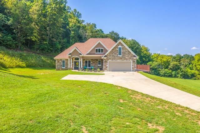 1335 Deep Springs Rd, Dandridge, TN 37725 (#245053) :: Prime Mountain Properties