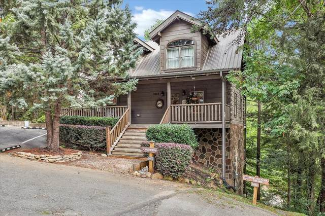 3013 Oak Tree Way, Pigeon Forge, TN 37863 (#245104) :: The Terrell-Drager Team