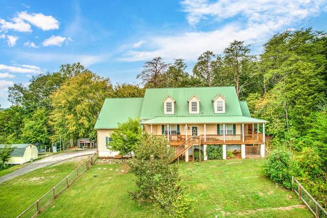 2117 Smith School Rd, Strawberry Plains, TN 37871 (#245113) :: The Terrell-Drager Team