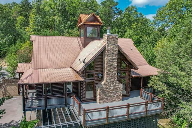1140 Pinecrest Way, Sevierville, TN 37862 (#245124) :: Colonial Real Estate