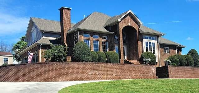 172 Bicentenial, Jefferson City, TN 37760 (#245131) :: Colonial Real Estate