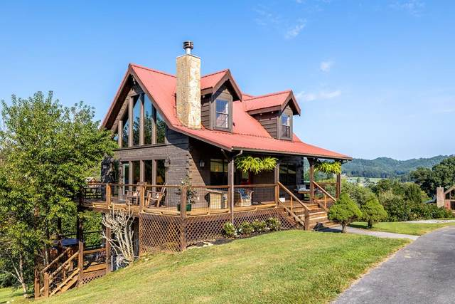 3570 Sugar Tree Dr, Sevierville, TN 37862 (#245158) :: The Terrell-Drager Team