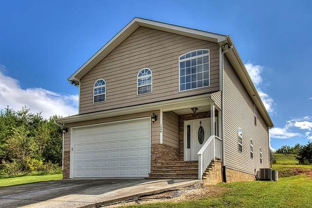 1544 Patricia Holt Blvd, Sevierville, TN 37862 (#245160) :: The Terrell-Drager Team