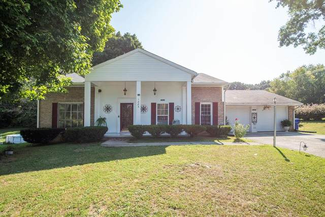1883 Hugh Drive, Morristown, TN 37813 (#245189) :: Suzanne Walls with eXp Realty