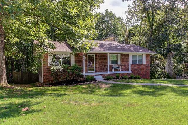1428 Marconi Drive, Knoxville, TN 37909 (#245201) :: The Terrell-Drager Team