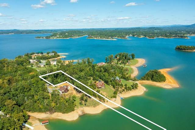 Lot 36 Island View Dr, Sevierville, TN 37876 (#245225) :: Suzanne Walls with eXp Realty