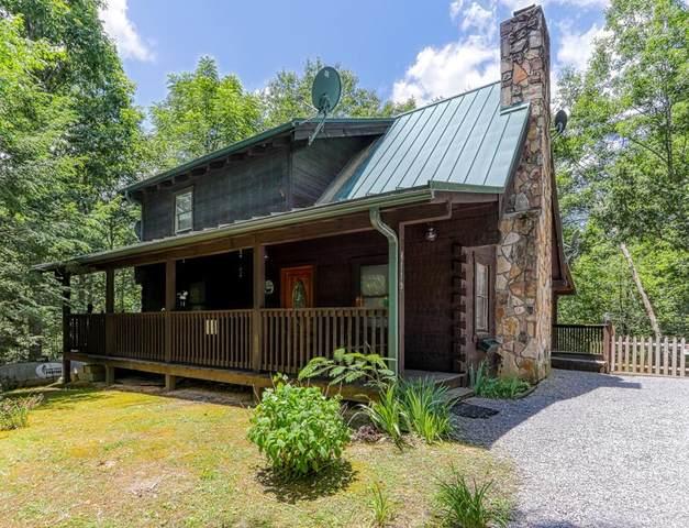 4119 Mountain Rest Way, Sevierville, TN 37862 (#245271) :: JET Real Estate
