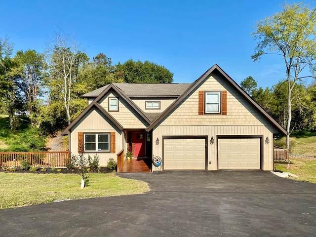 208 Overlook Drive, Sevierville, TN 37876 (MLS #245299) :: Nashville on the Move