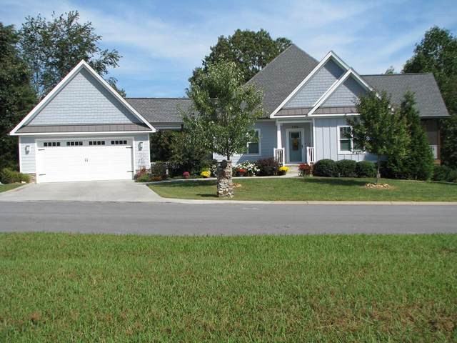 559 Mountain Crest Ln., Dandridge, TN 27725 (#245302) :: Prime Mountain Properties