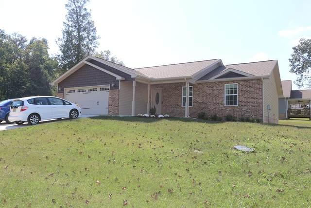 2250 Murphys Chapel Rd, Sevierville, TN 37876 (#245322) :: The Terrell-Drager Team