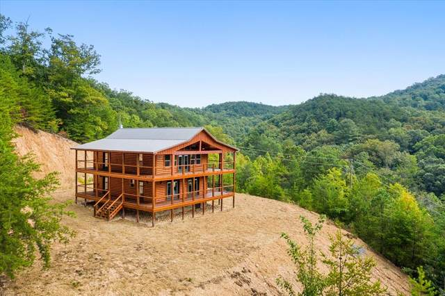 2130 Spence Mountain Loop, Sevierville, TN 37862 (#245358) :: The Terrell-Drager Team