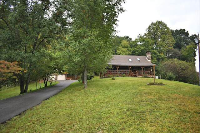 3779 Henry Town Road, Sevierville, TN 37876 (#245372) :: The Terrell-Drager Team