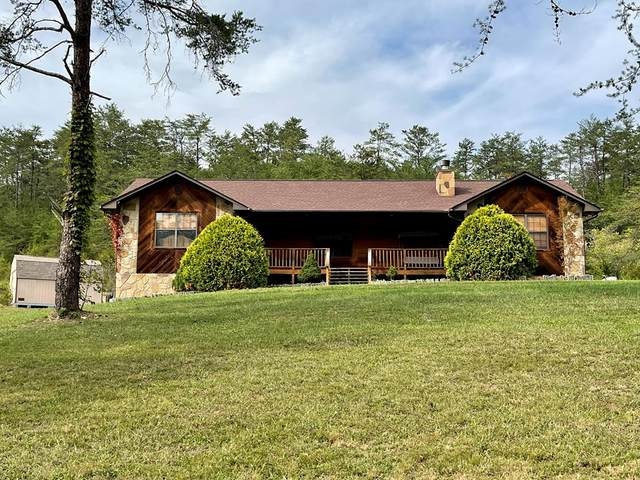 1050 Powder Springs Rd, Sevierville, TN 37876 (#245480) :: The Terrell-Drager Team