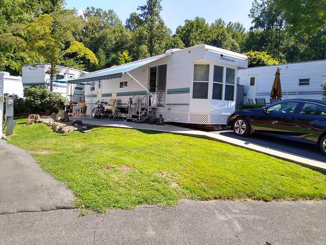 4229 E Parkway Lot #075 Lot And Camper, Gatlinburg, TN 37738 (#245522) :: The Terrell-Drager Team