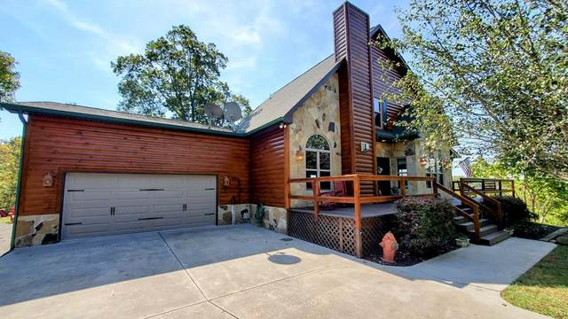 3490 Caywood Rd, Dandridge, TN 37725 (#245523) :: Prime Mountain Properties