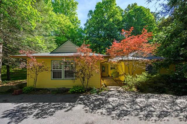 731 Skyline Drive, Gatlinburg, TN 37738 (#245524) :: Tennessee Elite Realty
