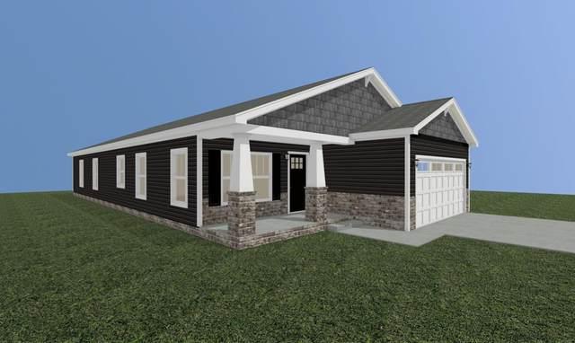 305 Garden Lane, Dandridge, TN 37725 (#245532) :: Prime Mountain Properties