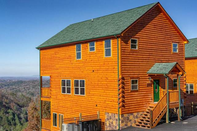 1507 Firefly Trail Way, Sevierville, TN 37862 (#245566) :: Colonial Real Estate