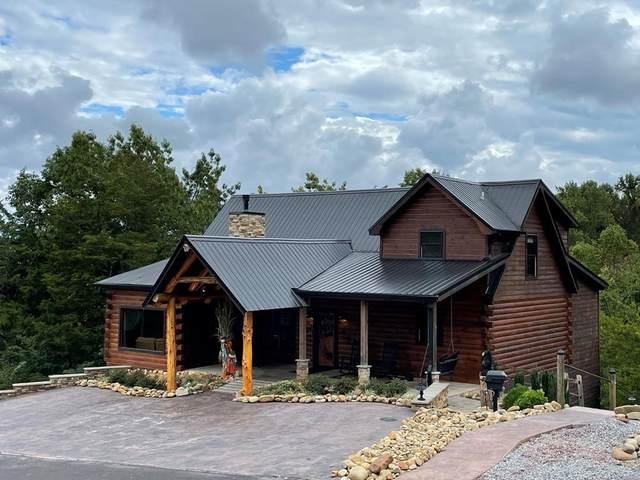316 Oak Haven Way, Sevierville, TN 37876 (#245567) :: Colonial Real Estate