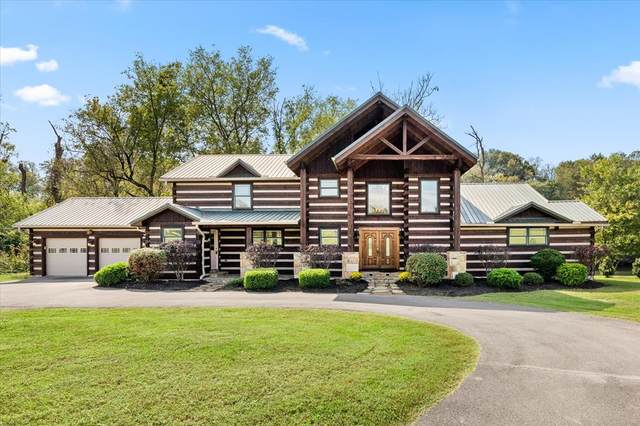 1947 River Mist Circle, New Market, TN 37820 (#245568) :: The Terrell-Drager Team