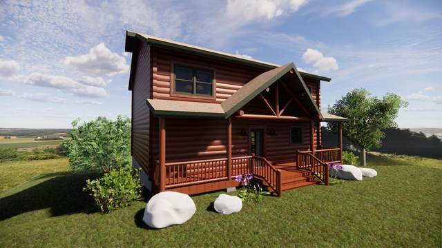 2309 Hollow Branch Way Lot 99, Pigeon Forge, TN 37863 (#245577) :: The Terrell-Drager Team