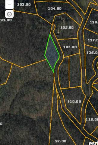 Lot 0026 Woodland Dr, Sevierville, TN 37876 (#245581) :: The Terrell-Drager Team