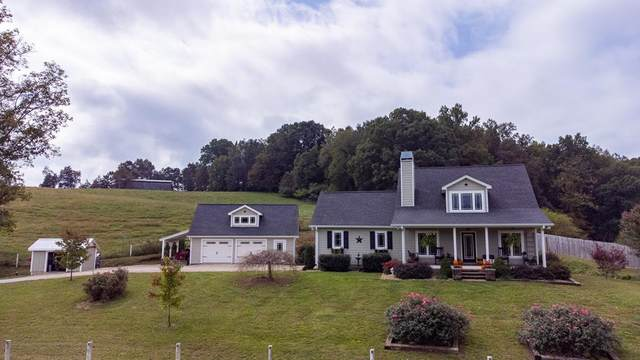 2413 Lynx Rd, New Market, TN 37820 (#245583) :: Colonial Real Estate