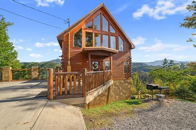 204 W Pinnacle Drive, Gatlinburg, TN 33738 (#245597) :: Collins Family Homes | Keller Williams Smoky Mountains