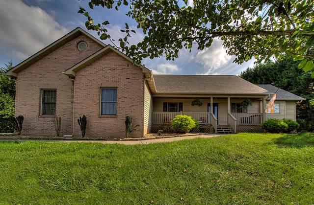 1463 Dewberry Ln, Sevierville, TN 37862 (#245617) :: JET Real Estate