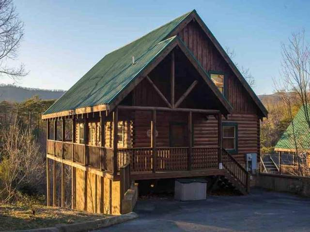 4531 Forest Vista Way, Pigeon Forge, TN 37863 (#245626) :: Tennessee Elite Realty