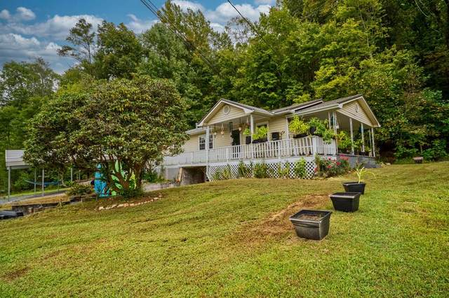 140 Giles Rd, Cosby, TN 37722 (#245632) :: Colonial Real Estate
