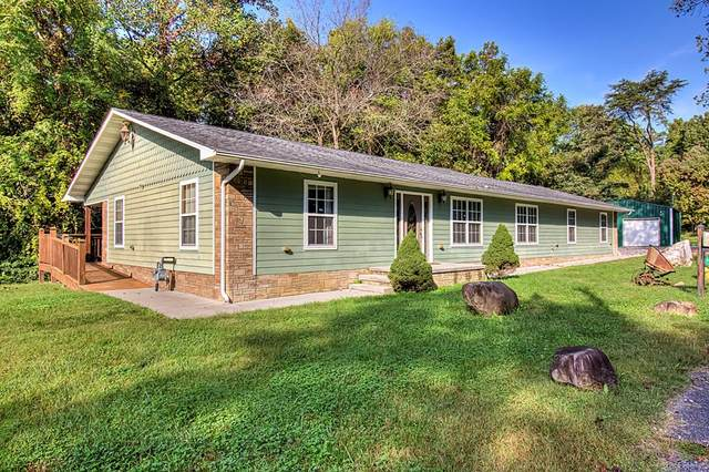 2616 Round Top Road, Pigeon Forge, TN 37863 (#245633) :: Collins Family Homes | Keller Williams Smoky Mountains