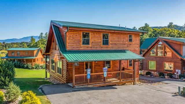 624 Cherry Blossom Way, Pigeon Forge, TN 37738 (#245659) :: Collins Family Homes | Keller Williams Smoky Mountains