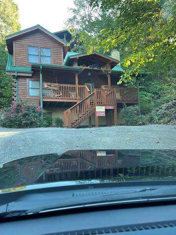633 Chickasaw Gap Way, Pigeon Forge, TN 37863 (#245673) :: Tennessee Elite Realty