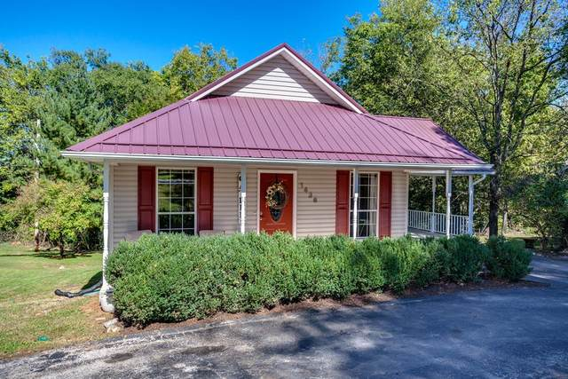 1436 Hicks Rd, Jefferson City, TN 37760 (#245683) :: Suzanne Walls with eXp Realty