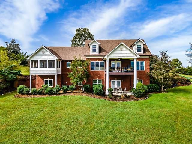 2212 Douglas Dam Road, Sevierville, TN 37876 (#245684) :: Colonial Real Estate