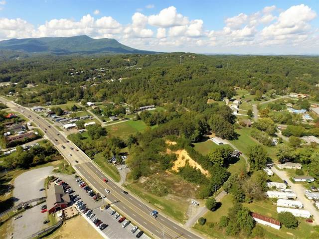 834 Wears Valley Road, Pigeon Forge, TN 73953 (#245695) :: Tennessee Elite Realty