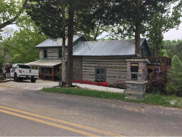 1601 Ponderosa Drive, Jefferson City, TN 37725 (#245698) :: Suzanne Walls with eXp Realty