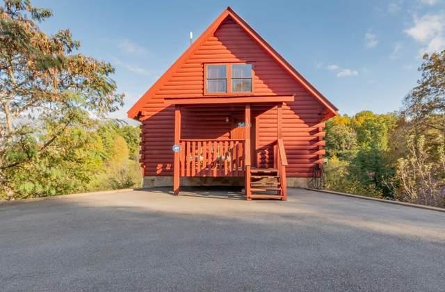 513 Hideaway Ridge Cir, Sevierville, TN 37862 (#245714) :: Colonial Real Estate