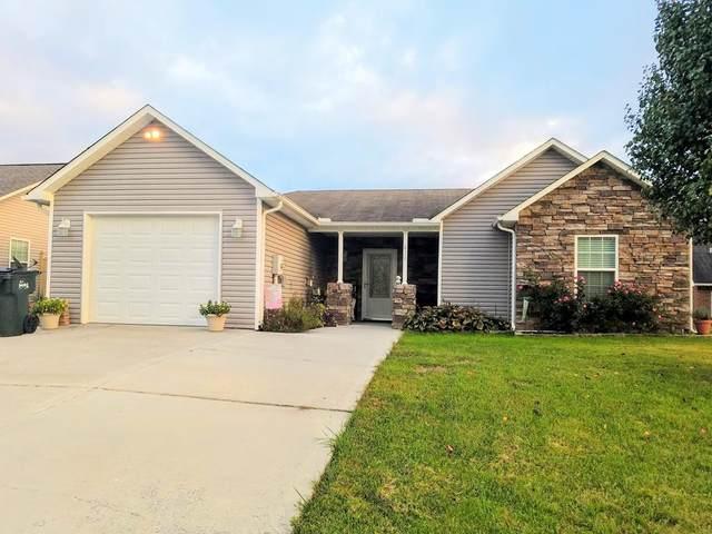 423 Cornus Ave, Sevierville, TN 37862 (#245717) :: Colonial Real Estate