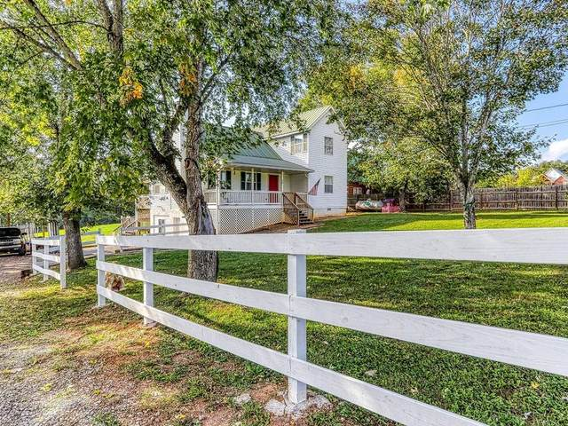 689 S Arch Rock Dr, Sevierville, TN 37876 (MLS #245718) :: Nashville on the Move