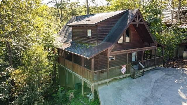 3420 Pebble Stone Way Mountain Star, Pigeon Forge, TN 37863 (#245747) :: Prime Mountain Properties