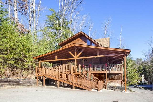 674 Eagles Boulevard Way, Pigeon Forge, TN 37863 (#245750) :: Prime Mountain Properties